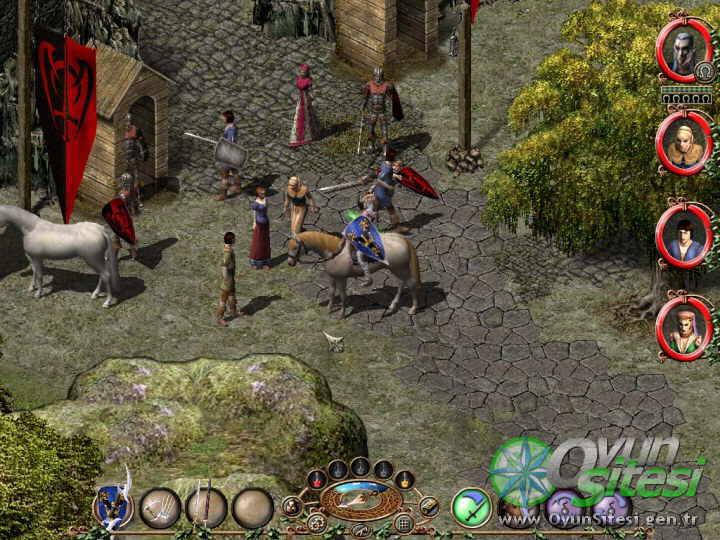 4 - maps - walkthrough - sacred 2: fallen angel - game guide and walkthrough