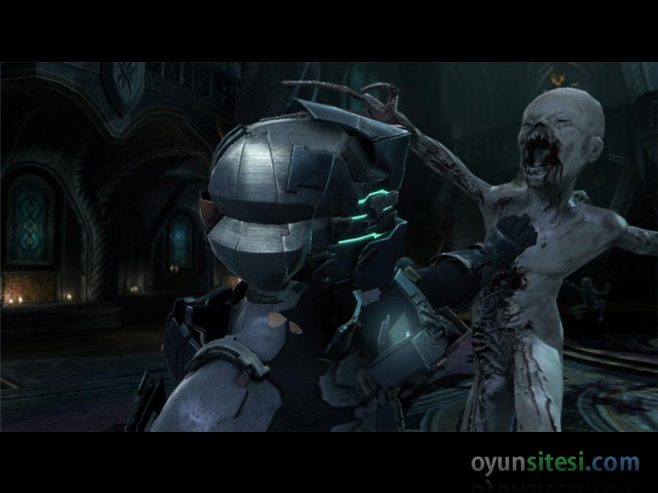 Смотреть полную версию скриншота из игры Dead Space 2. Скриншот из игры Dea
