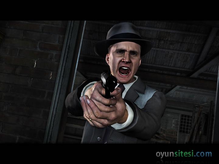 Скриншоты из игры L.A. Noire скачать через торрент бесплатно.