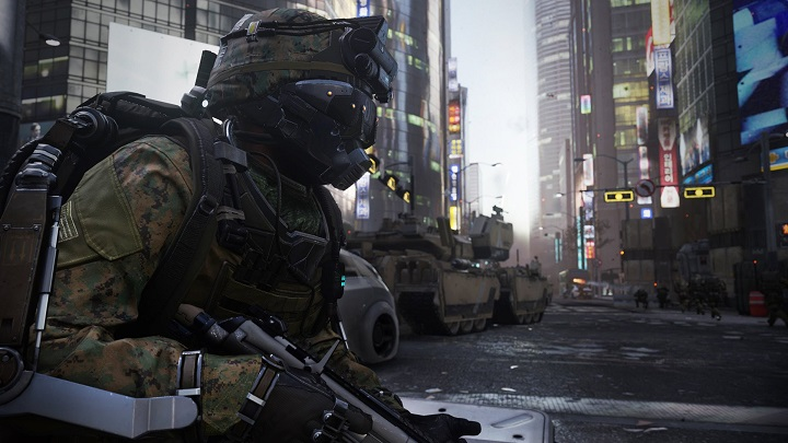 Call of Duty: Advanced Warfare �ncelemesi