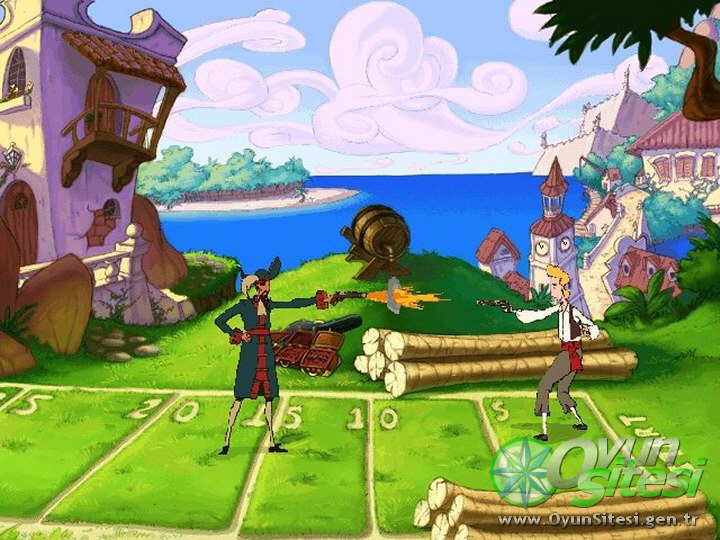 Curse Of Monkey Island Торрент
