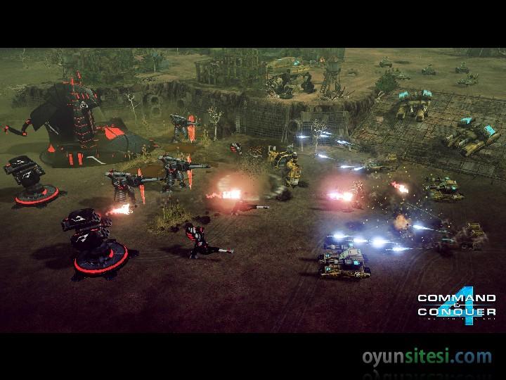 Command & Conquer 4 Эпилог / Command & Conquer 4: Tiberian Twilight
